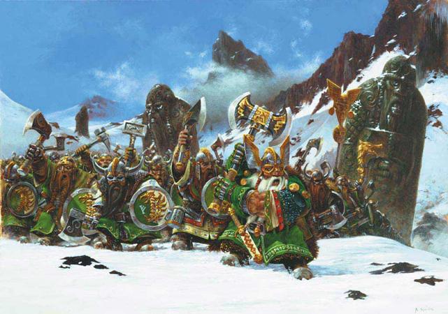 [La Chute de Kazad Lok] Prologue II Dwarf_army