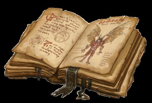 [Quête de Viktor] Les sorciers barrés: Jack & Intime 500px-Book_of_the_damned_2