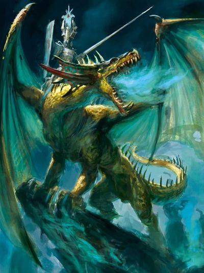 Prince Dragon de Caled...